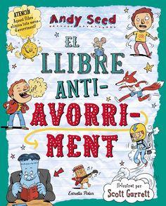 El Llibre anti-avorriment / Andy Seed #libros #libro #novela #novel•la #literatura #book #reading #read #novetats #novedades #llibre #infantil #child #children#bbcnRamondAlos