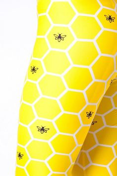 Honeycomb Leggings › Black Milk Clothing