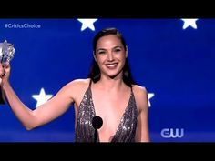 Gal Gadot Receives The Award (Critics Choice Ephesians 5 11, Repent And Believe, Matthew 10, Critics Choice, News Channels, Gal Gadot, Androgynous, Transgender, Famous People