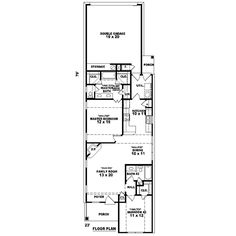 402790760393488578 further Row House Plans Narrow Lots also Narrow Lot Homes Narrow Houses Floor Narrow Houses Floor 72efb0ca85f76861 likewise Colonial House Plans Garage Under additionally Rear Living Home Designs. on 2 story narrow lot floor plans