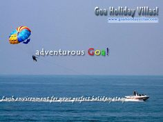 Let sprawling beaches in Goa be your entertainer for the next exotic vacations.
