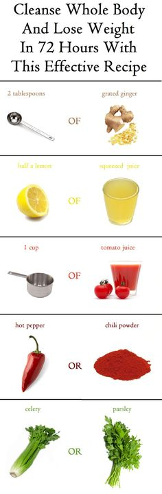 This effective recipe will cleanse your body, speed up metabolism and with that you will even lose excess weight.