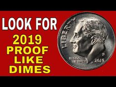 We talk about 2019 dime worth money to look for and as always will give you there most recent sold prices. Also PL dimes you should know about. Penny Values, Old Coins Worth Money, Valuable Coins, American Coins, Error Coins, Coin Worth, Coin Values, Show Me The Money, Dollar Coin