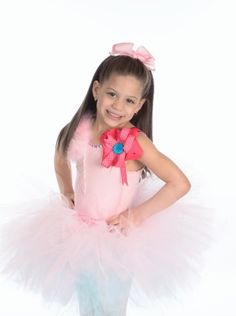 COTTON CANDY TUTU MADE BY POSH GIRLS BOWTIQUE, VISIT US ON FACEBOOK TODAY!
