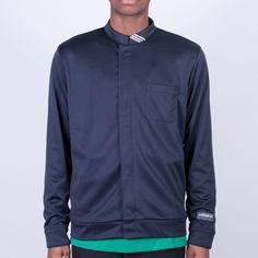 adidas Originals X Spezial Blackamoor Overshirt Night Navy BQ2564 View 1