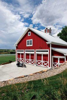 AMERICA BEAUTIFUL / Barn House Conversion to Beautiful Home in Colorado, USA