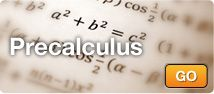 Videos for High School math including Precalculus and Calculus!