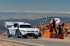 Pikes Peak International Hill Climb - GoPro Suzuki takes the checkered flag Book Value, Grand Vitara, Checkered Flag, Pikes Peak, Rally Car, Exotic Cars, Custom Cars, Used Cars, Cars For Sale
