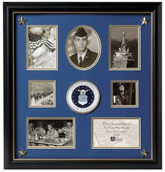 U.S. Air Force Collage Frame