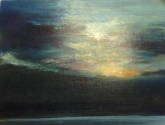Night Sky - Maurice Sapiro (Print)