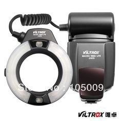 (72.00$)  Know more  - JY670 Macro Close-Up Ring LED Flash Speedlite for Canon Nikon pentax DSLR camera