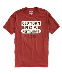 4bfd41111e Speakeasy T-Shirt - Old Town Bar