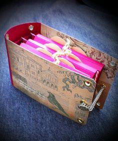 Annes Werkstatt: Mini Book - in Erinnerung