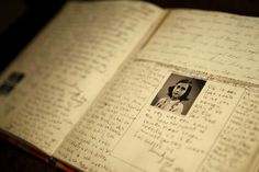The Diary of Anne Frank has been put online by a French politician and an academic. The Basel-based Anne Frank Foundation is considering legal action. Marie Curie, Steve Jobs, Einstein, Religion, S Diary, African American History, American Women, Native American, World History