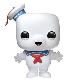 Look what I found on #zulily! Ghostbusters Stay Puft Marshmallow Man Over-Sized POP! Figurine #zulilyfinds