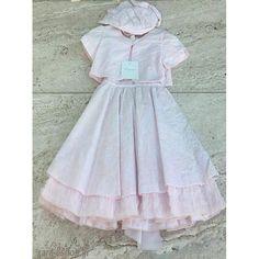 Υπέροχο bronderie φόρεμα βάπτισης Tricoteen σε ροζ αποχρώσεις με μπολερό και καπελάκι στην ίδια τιμή, Βαπτιστικά φορέματα οικονομικά, βαπτιστικά ρούχα κορίτσι τιμές, βαπτιστικά για κορίτσι, σετ βάπτισης κορίτσι, πακέτο βάπτισης κορίτσι, 10593871546