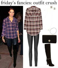 Friday's Fancies: Outfit Crush - Ashley Greene