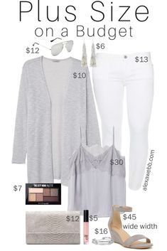 Plus Size on a Budget - Summer Evening Outfit Idea - Plus Size Fashion for . - Plus Size on a Budget – Summer Evening Outfit Idea – Plus Size Fashion for Wo … - Date Night Outfits, Date Night Outfit Summer, Fall Outfits, Plus Size Fashion For Women, Plus Size Women, Plus Fashion, Samba, Club Outfits For Women, Plus Size Kleidung