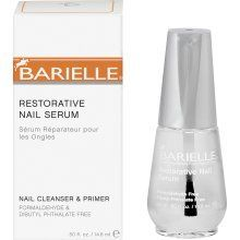 Barielle Restorative Nail Serum by Barielle. $17.50. Delivers a strengthening agent Nonycosine-E directly to the nail.. Dual Action Alpha Hydroxy acids that clean and prep nails before a manicure. A completely effective way to deliver corrective action to soft and weak nails.. Cleanse and prime your nails with this unique dual-action nail product from Barielle, the leader in nail care.  Contains a multi-fruit complex of Alpha Hydroxy acids and delivers a strengtheni...