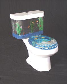 Privada aquário =)