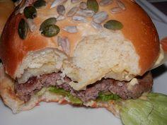 pain brioché pour burger