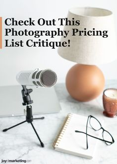 One of the scariest things about running a photography business is figuring out your photography pricing.Once you've done all the math and know how to profitably price your photography, the next step is to present and display your prices so that your clients see you're worth what you're asking to be paid.Below, I'm critiquing the photography pricing list of one of my Simplified Photography Pricing Formula students, Ciera Kizerian. Photography Price List, Photography Tips, Photography Business, 10 Years, Photographers, Purpose, Joy, Marketing, Random