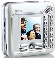 UNIVERSO NOKIA: #BenQ_Z2 #Telefono_Cellulare #Rete_Triband #Gsm #S...