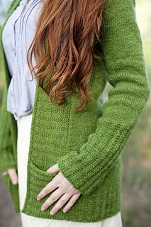 Anne's sweater - This is so beautiful! And makes me want to read and watch Anne of Green Gables once again.