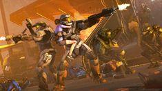 Halo - Evacuation by cfowler7-SFM