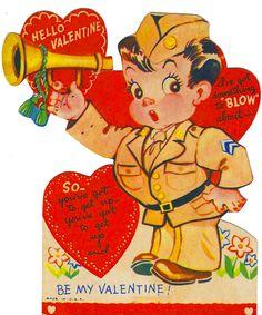 Army WWII Valentine