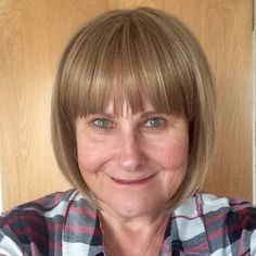 How fabulous does one of our beautiful customers look wearing the Tori wig. We can see why it's so popular! #MySimplyStyle  See the Tori Wig from Popular Rene of Paris Wigs here
