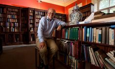 Ed Maggs at Maggs Bros, antique booksellers, Berkeley Square, London. Photograph: Graham Turner for the Guardian. For someone who loves old and rare books, ...