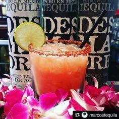 #Repost @marcostequila with @repostapp  Ladies and Gents the new Margarita menu has launched @javierscantina  Guayava margarita is being served with @desmadretequila Reposado.  The ONLY margarita that's being served with a Premium  Tequila ;) #desmadretequila #marcosestrada #Javiers #javiersinirvine #javiersnewport #supportyourlocalbrands #margaritas #oc #LA #lasvegas #guayavamargarita #saludcontequila #cocktails #sinaloa #NOM1519