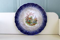 Hey, I found this really awesome Etsy listing at https://www.etsy.com/listing/258369623/decorative-plate-shabby-snowflake