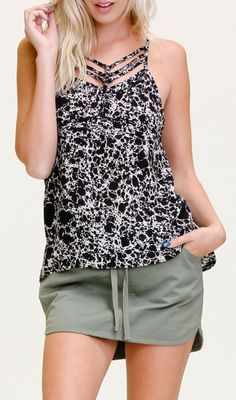 Younger Days Tank Top