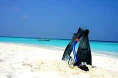 Snorkel in the Maldives