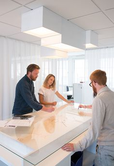 Inside HSBs New Stockholm Offices