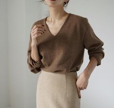 korean fashion outfits that look trendy. Fashion Mode, Minimal Fashion, Work Fashion, Fashion 2018, Trendy Clothes For Women, Trendy Outfits, Fashion Outfits, Fashion Tips, Fashion Shirts