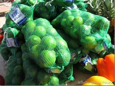 Mexican Limes Perfect for Iced tea or White Spray Paint, South Texas, Flea Market Finds, Limes, Iced Tea, Mexican, Happy, Blog, Painting