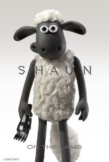 Shaun the Sheep Movie (2015) - Animation, Adventure, Comedy - When Shaun decides to take the day off and have some fun, he gets a little more action than he bargained for. A mix up with the Farmer, a caravan and a very steep hill lead them all to the Big City and it's up to Shaun and the flock to return everyone safely to the green grass of home.