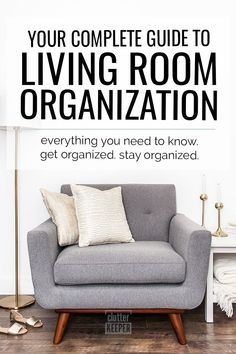 With kids, the house can go from clean to a disaster within a short time. With the time you do have, make it count. Here are tips to speed clean the living room and kitchen. Cozy Living Rooms, Living Room Kitchen, Interior Design Living Room, Living Room Decor, Apartment Living, Declutter Your Home, Organizing Your Home, Organizing Ideas, Organisation Ideas