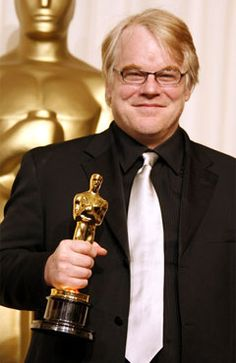Philip Seymour Hoffman at the Academy Awards 2005