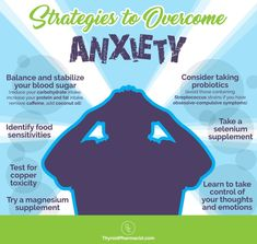 Autoimmune thyroid disease and anxiety are often related. Learn strategies that will help you reduce your anxiety and feelings of overwhelm. Hashimoto Thyroid Disease, Autoimmune Thyroid Disease, Thyroid Issues, Thyroid Cancer, Thyroid Problems, Thyroid Health, Mental Health, Female Hormones, Hormone Imbalance