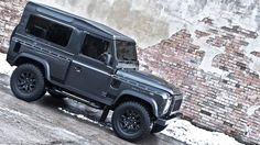 Kahn Land Rover Defender Military Edition