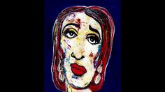 Karma, Saatchi Art, Portrait, Videos, Youtube, Collection, Portraits, Paintings, Expressionism