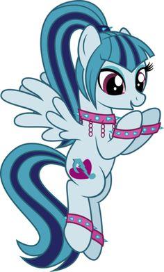 #934059 - adorable face, artist: osipush, bracelets, excited, pegasus, ponified, safe, solo, sonata dusk, vector - Derpibooru - My Little Pony: Friendship is Magic Imageboard My Little Pony 1, Hasbro My Little Pony, Mlp Characters, My Little Pony Characters, Princess Luna, Pegasus, Comic Art Girls, Little Poni, Imagenes My Little Pony