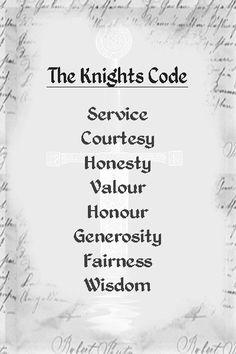 knights code