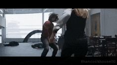Not the best quality, but it will do. You're welcome ;) Agent 13 vs Bucky (Captain America: Civil War)
