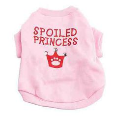 Spoiled Princess