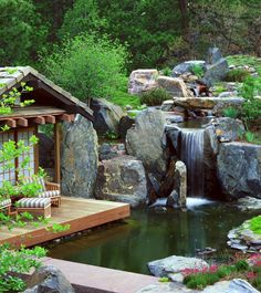 Beautiful exterior design and home decor Asian style